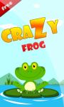 Crazy Frogs screenshot 1/1