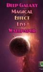 Deep Galaxy Magical Effect LWPfree screenshot 1/3