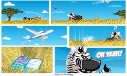 Safari Zebra screenshot 2/3