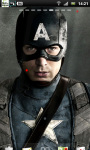 Captain America Winter Soldier LWP 4 screenshot 1/3