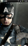 Captain America Winter Soldier LWP 4 screenshot 3/3