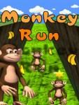 Monkey Run Free screenshot 1/3