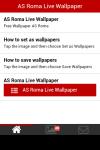 AS Roma Live Wallpaper screenshot 2/6