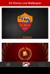 AS Roma Live Wallpaper screenshot 4/6