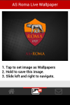 AS Roma Live Wallpaper screenshot 5/6