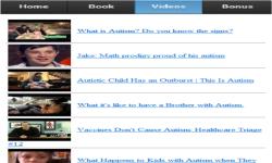 Autism App screenshot 3/3