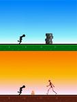 Amazing Ninja Run screenshot 3/4