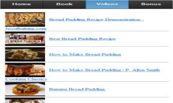 Bread Pudding Recipe screenshot 3/3