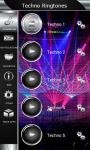 Techno Ringtones Top screenshot 2/6