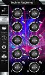 Techno Ringtones Top screenshot 3/6