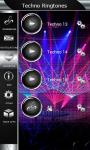 Techno Ringtones Top screenshot 4/6
