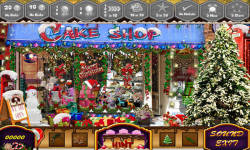 Free Hidden Object Game - Christmas Cakes screenshot 3/4
