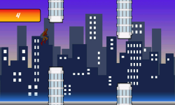Flappy Spider screenshot 5/6