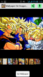 Wallpaper De Dragon Ball-Z screenshot 1/4