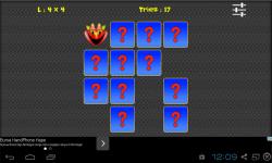 Fun Memory Games For Kids screenshot 2/4