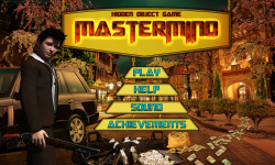Free Hidden Object Game - Mastermind screenshot 1/4