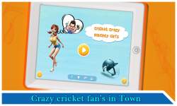 Cricket Crazy Naughty GIrls screenshot 1/4