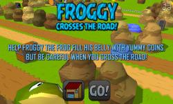 Crossy Frog screenshot 1/3