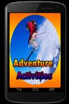 Adventure Activities screenshot 1/3