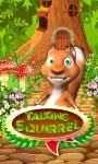 Talking Squirrel Free screenshot 1/6