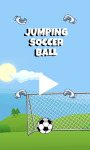 Jumping Soccer Ball screenshot 1/6