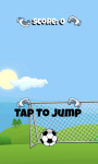 Jumping Soccer Ball screenshot 2/6