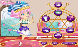 Magical Elf Cute Dress up screenshot 2/3