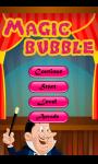 Magic bubble HG screenshot 1/6