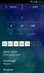 Alarm Clock Timer indivisible screenshot 1/6