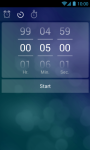 Alarm Clock Timer indivisible screenshot 5/6