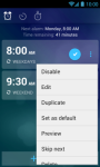 Alarm Clock Timer indivisible screenshot 6/6