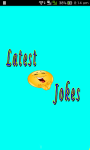 Latest Joke With Sharing screenshot 1/6