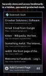 Frost Lite - Private Browser and Picture Hider screenshot 4/6
