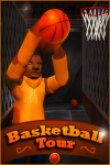 Basketball Tour screenshot 1/5