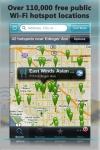 Free Wi-Fi Finder screenshot 1/1