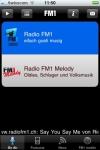 Radio FM1 screenshot 1/1