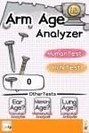 Arm Age Analyzer screenshot 1/1