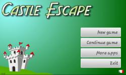 Castle Escaped screenshot 1/4