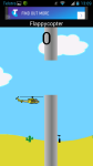 Flappy Copter screenshot 3/6