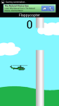 Flappy Copter screenshot 4/6