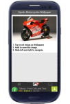 sports motorcycles wallpaper screenshot 3/6