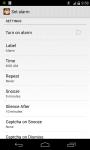 Alarm Clock Manager screenshot 2/4