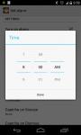 Alarm Clock Manager screenshot 3/4