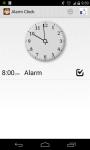 Alarm Clock Manager screenshot 4/4