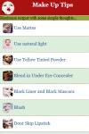 Make Up Tips v1 screenshot 3/4