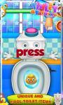 Toilet and Bathroom Fun Game screenshot 2/5