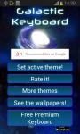 Galactic Keyboard screenshot 2/6