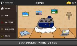 Miezian - The cat game screenshot 3/5