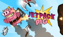 JetPack Pig screenshot 1/6