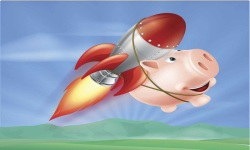 JetPack Pig screenshot 2/6